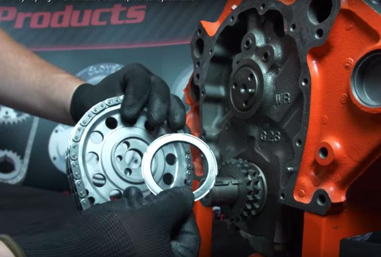 Cloyes Multi-Keyway High-Performance Crank Sprocket Adjustments