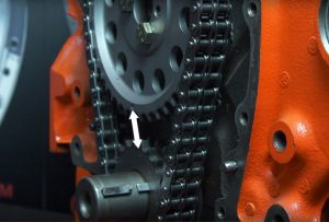 3 keyway crank sprockets