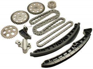 Cloyes utilizes the latest in design and technology to offer complete timing chain kits
