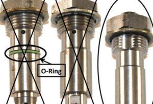 Ecotec 2.0L 2.2L 2.4L Chain tensioner