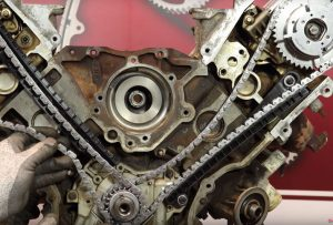 Ford 5.4L Timing chain replacement Cloyes