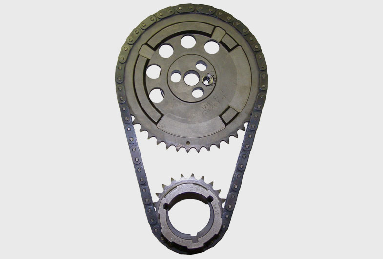 Hex A Just True Roller timing set Chevy LS7