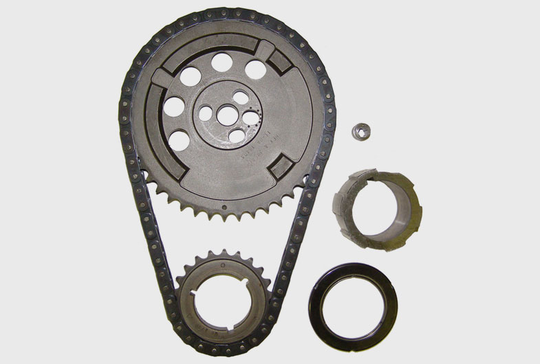 Hev A Just true roller timing set Chevy LS2
