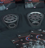 Multi-Keyway High Performance Crank Sprocket Adjustments