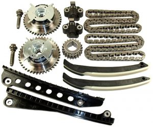 Variable valve timing chain kits