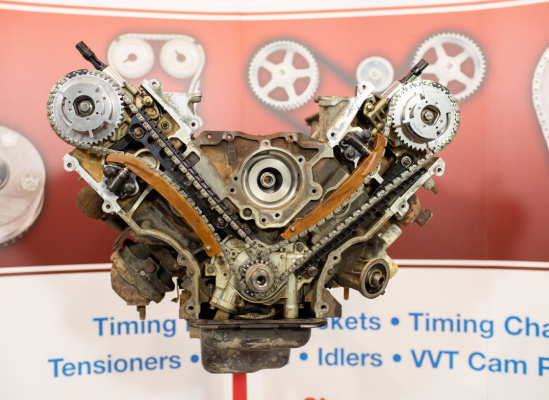 Conducting A Complete Repair Timing System Replacement On Ford Modular 3v V8 Engines
