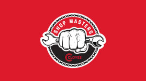 Shop Masters Decal
